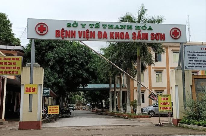 Sầm Sơn phong tỏa thêm 1 khu phố có 284 hộ dân để phòng chống dịch Covid-19 - Ảnh 2.