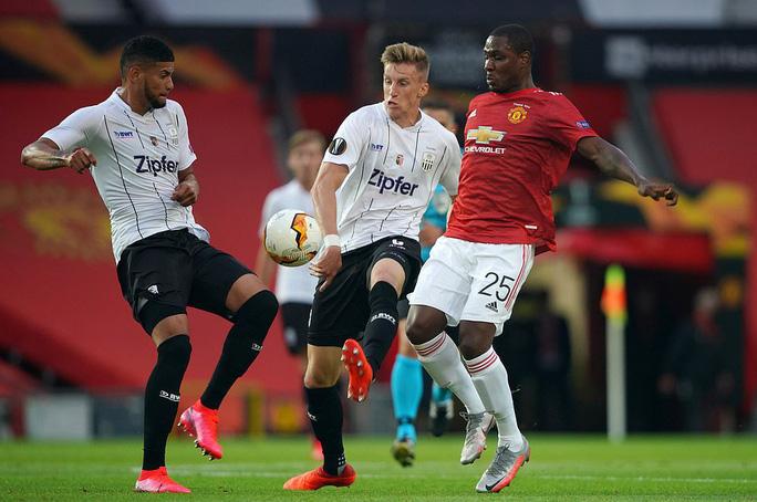 93 giây ngược dòng, Man United thăng hoa ở Europa League - Ảnh 2.