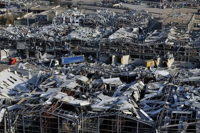 Còn uẩn khúc sau vụ nổ cực lớn ở Lebanon? - Ảnh 2.