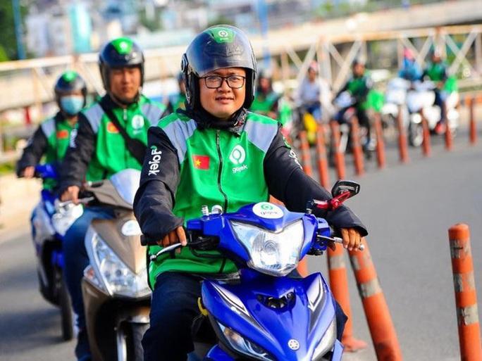 GoViet chuyển đổi thành Gojek Việt Nam - Ảnh 1.