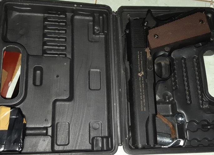 """Tân giám đốc công an tỉnh tiếp tục chỉ đạo phá ổ ma túy """"khủng"""", thu 7 khẩu súng - Ảnh 5."""