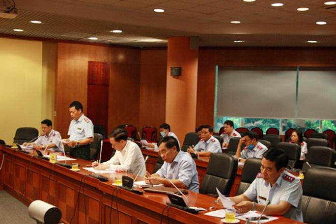 Thanh tra việc đào tạo tiến sĩ của Viện Hàn lâm khoa học xã hội Việt Nam - Ảnh 1.