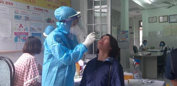 TP HCM: chậm nhất 11-8 có kết quả xét nghiệm Covid-19 gần 42.300 người về từ Đà Nẵng - Ảnh 1.