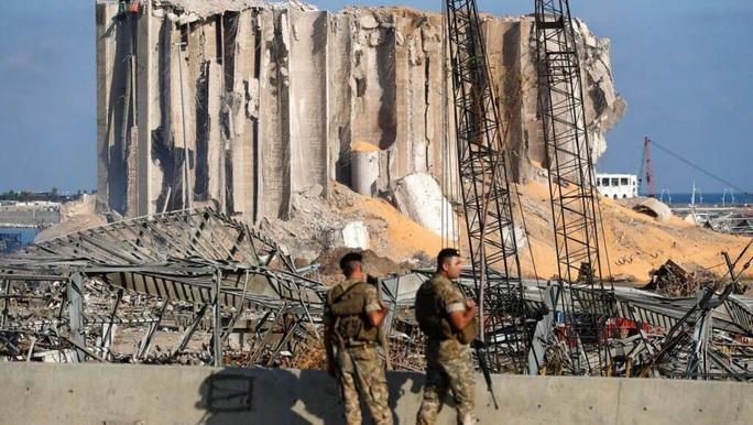 Lebanon không còn tiền để khắc phục hậu quả vụ nổ - Ảnh 1.