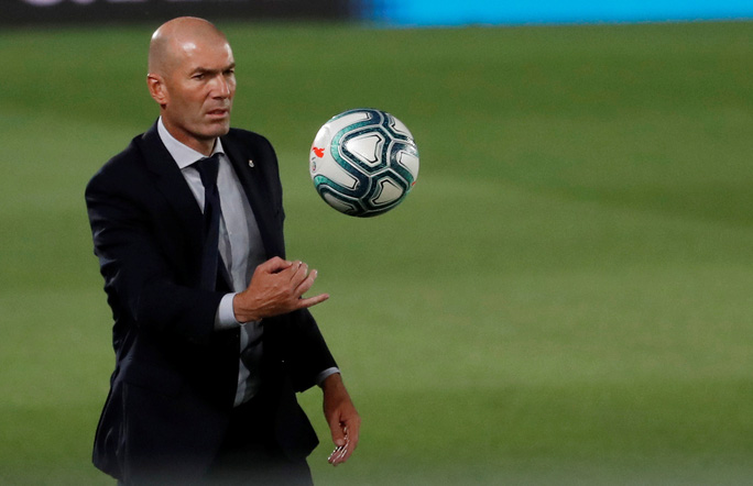 Vô địch La Liga, Real Madrid tự tin ngược dòng thắng Man City - Ảnh 1.
