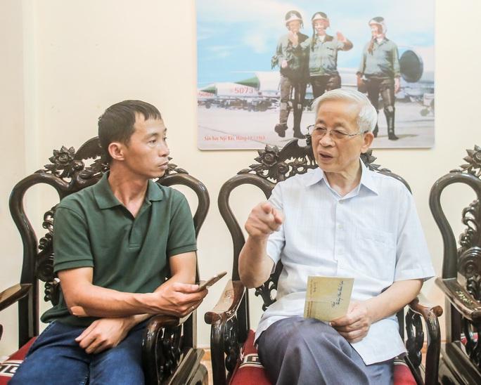 Thượng tướng Phạm Thanh Ngân hồi tưởng về Thủ trưởng nguyên Tổng Bí thư Lê Khả Phiêu - Ảnh 1.