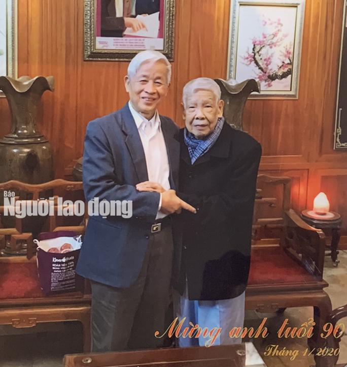 Thượng tướng Phạm Thanh Ngân hồi tưởng về Thủ trưởng nguyên Tổng Bí thư Lê Khả Phiêu - Ảnh 3.