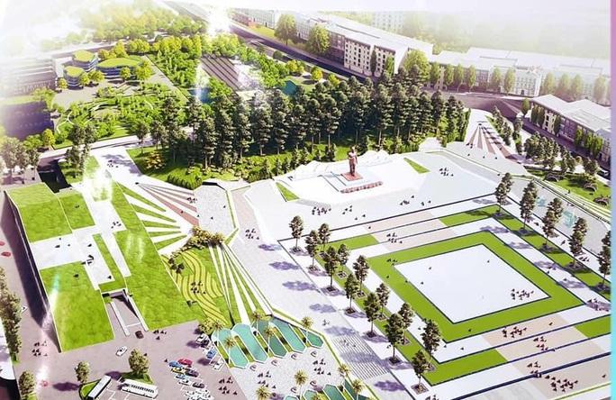 Phú Quốc sắp có tượng đài Bác Hồ đặt trong khuôn viên hơn 8ha - Ảnh 1.