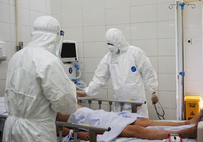 Bệnh nhân Covid-19 thứ 11 tử vong là một phụ nữ 55 tuổi ở Đà Nẵng - Ảnh 1.