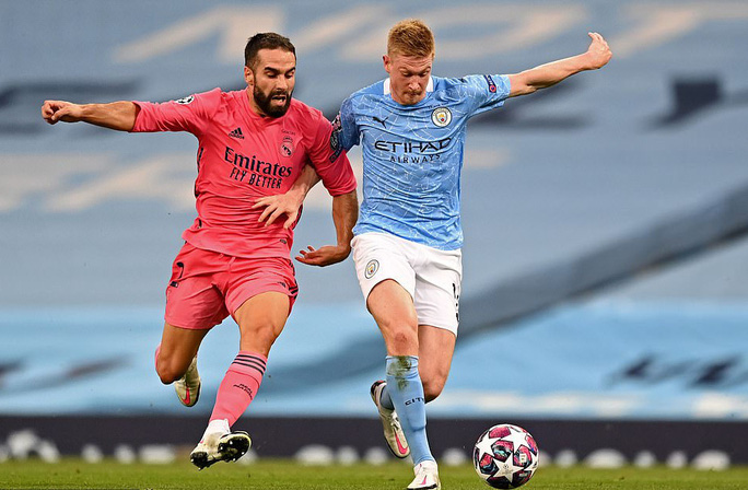 Bắn hạ Kền kền trắng, Man City thẳng tiến Champions League - Ảnh 1.