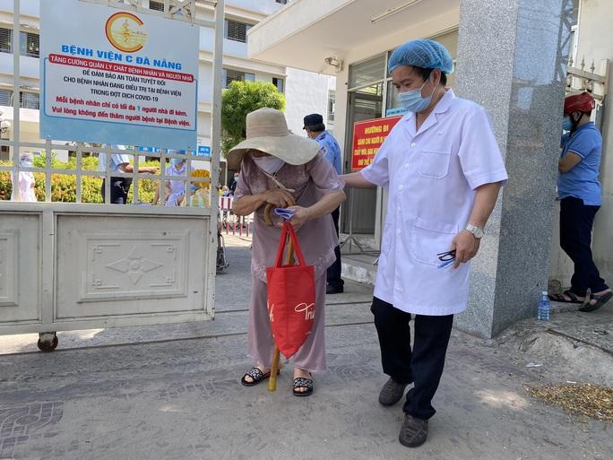 Xúc động tâm thư của Giám đốc Bệnh viện C Đà Nẵng khi được dỡ lệnh phong tỏa - Ảnh 1.