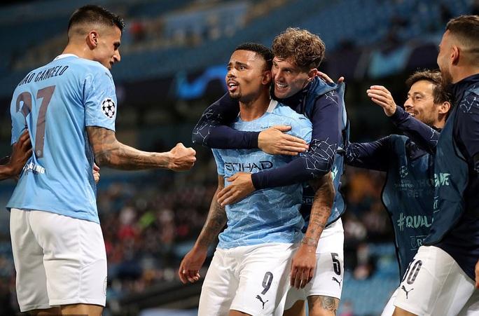 Bắn hạ Kền kền trắng, Man City thẳng tiến Champions League - Ảnh 9.