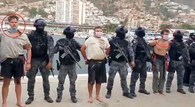 Hai cựu binh Mũ nồi xanh Mỹ bị kết án 20 năm tù vì tấn công Venezuela  - Ảnh 3.