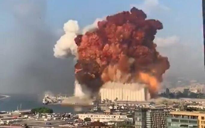 Israel tiết lộ nghi phạm mới trong vụ nổ Beirut - Ảnh 1.