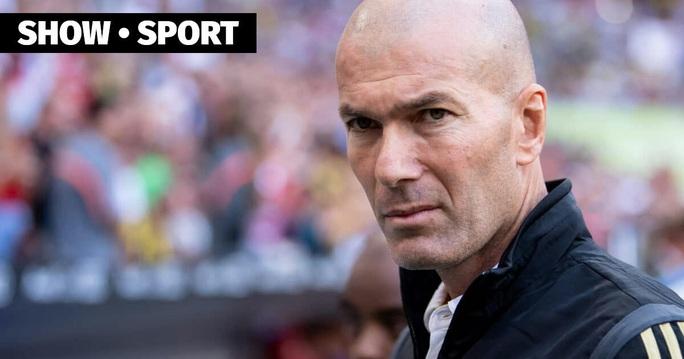 Zidane nổi nóng khi bị hỏi về tương lai  - Ảnh 1.