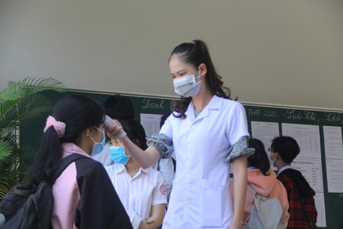Tâm dịch Covid-19 Quảng Nam có đến 247 thí sinh vắng thi - Ảnh 1.