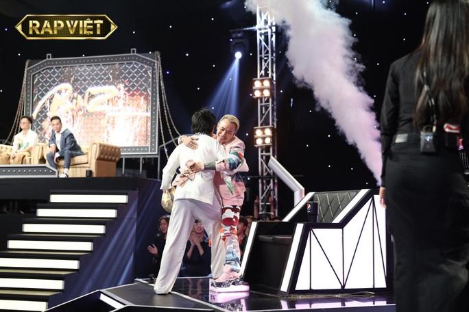 Rap Việt gây sốt vì Ricky Star, King of Rap không thua kém với Pháo - Ảnh 2.