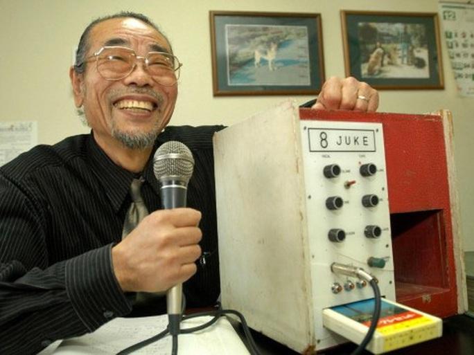 """Nhà phát minh karaoke không tiếc dù mất tiền """"khủng"""" bản quyền - Ảnh 2."""