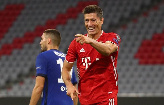 Vùi dập Chelsea, Bayern Munich bay cao trên đỉnh châu Âu - Ảnh 3.