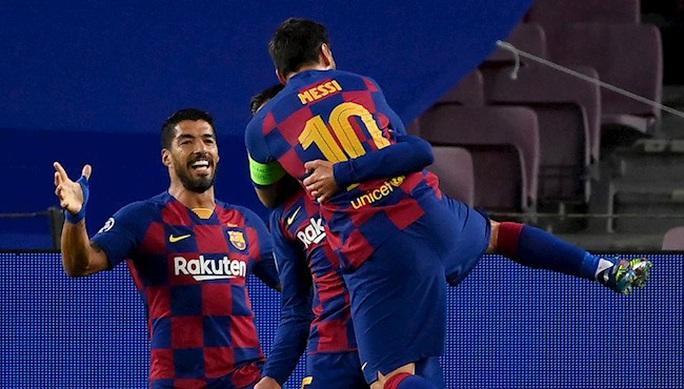 """""""Bí mật"""" giúp Messi thi đấu thăng hoa trước Napoli - Ảnh 1."""