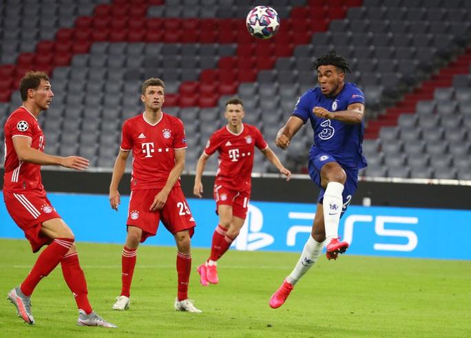 Vùi dập Chelsea, Bayern Munich bay cao trên đỉnh châu Âu - Ảnh 1.