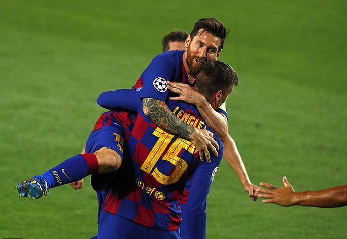 Messi cứu ghế thầy, Barcelona chờ đại chiến Bayern Munich ở Champions League - Ảnh 7.