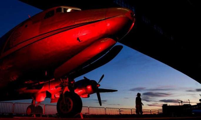 Bí ẩn 70 năm về chiếc máy bay Mỹ biến mất ở Canada - Ảnh 1.