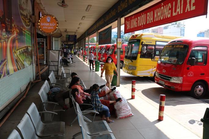 Dịp lễ 2/9, giá vé không tăng, nhiều doanh nghiệp vận tải hành khách bán vé 24/24  - Ảnh 1.