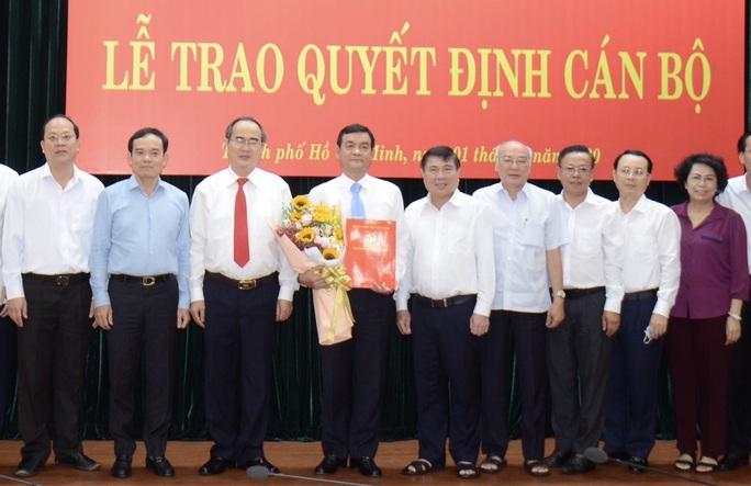 Giám đốc Công an TP HCM được chỉ định tham gia Ban Thường vụ Thành ủy TP HCM - Ảnh 1.