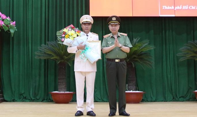 Thêm phó giám đốc Công an TP HCM được thăng hàm cấp tướng - Ảnh 1.