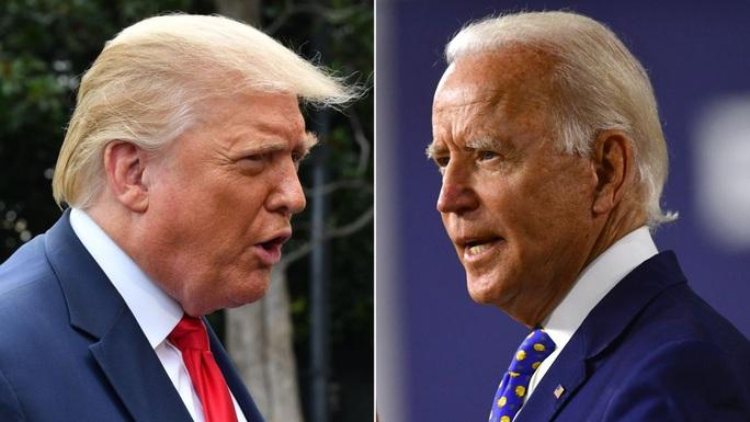 Thăm dò trước bầu cử Mỹ: Tổng thống Trump nhận tin vui buồn lẫn lộn - Ảnh 2.