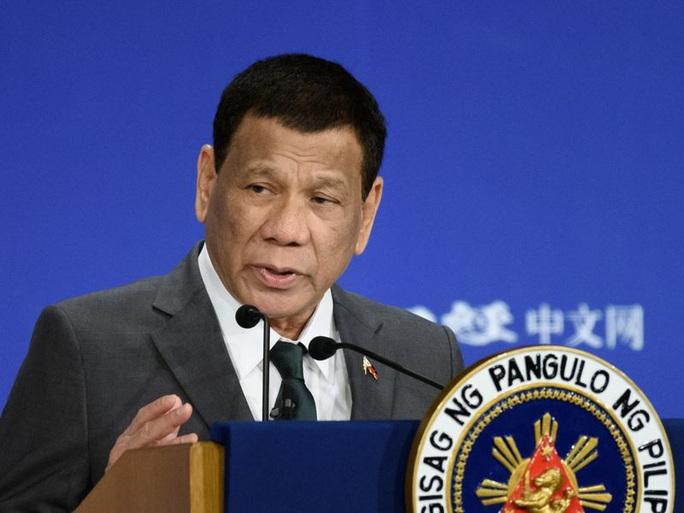 """Philippines vẫn """"bắt tay"""" với công ty Trung Quốc bị Mỹ trừng phạt - Ảnh 1."""