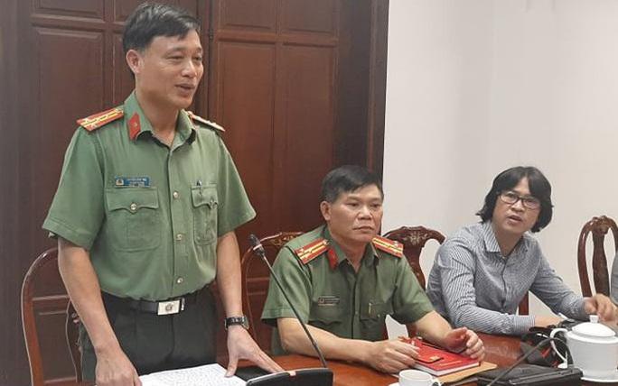 Thay đổi nhân sự lãnh đạo tại Công an tỉnh Đồng Nai - Ảnh 1.