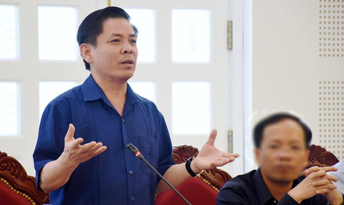 Bộ trưởng Nguyễn Văn Thể từng ký nhiều văn bản không đúng quy định pháp luật - Ảnh 1.