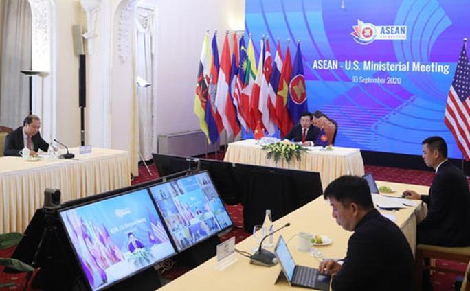 Mỹ - Trung đấu khẩu về biển Đông tại hội nghị ASEAN - Ảnh 1.