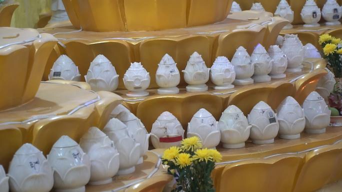 Có 36 hũ tro cốt tại chùa Kỳ Quang 2 chưa tìm được - Ảnh 1.