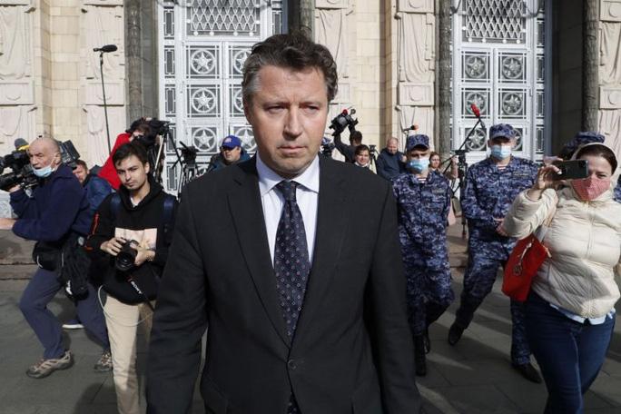 Mỹ cáo buộc Nga đầu độc chính trị gia đối lập Alexei Navalny  - Ảnh 2.