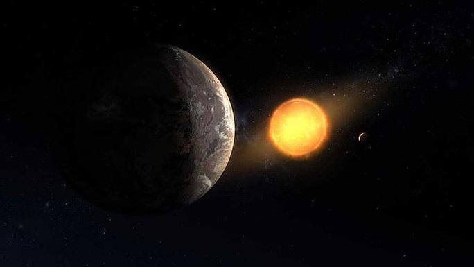 45 hành tinh có nước và không khí giống Trái Đất cùng hiện hình - Ảnh 1.