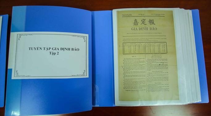 Nhà báo Trương Vĩnh Ký và những di sản thời khởi thủy báo chí tiếng Việt - Ảnh 7.