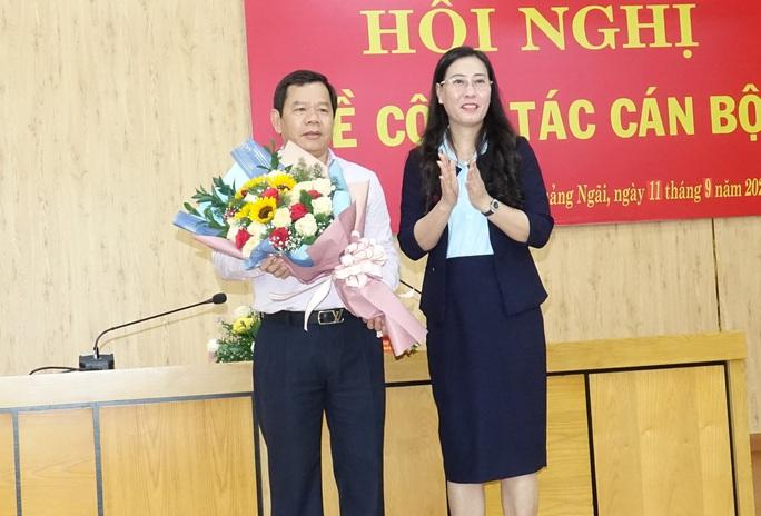 Quảng Ngãi có tân Phó Bí thư Tỉnh ủy - Ảnh 1.