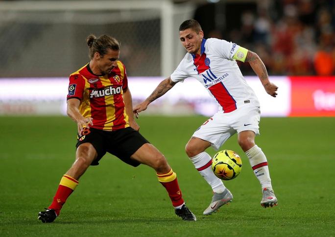 PSG thành ổ dịch Ligue 1, trắng tay trận mở màn trước tân binh  - Ảnh 2.