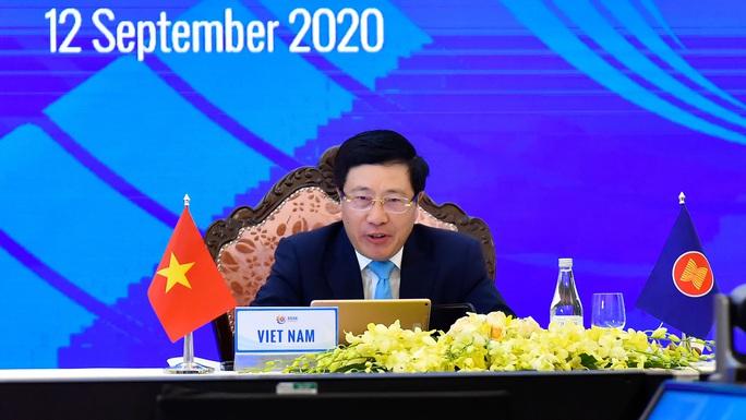 Diễn đàn ARF: Việt Nam nhấn mạnh yêu cầu thượng tôn pháp luật ở Biển Đông - Ảnh 1.
