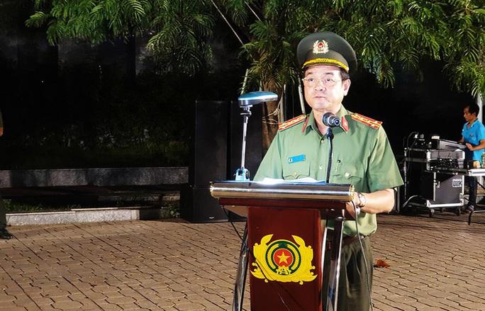 Giám đốc Công an TP HCM được thăng hàm Thiếu tướng - Ảnh 1.