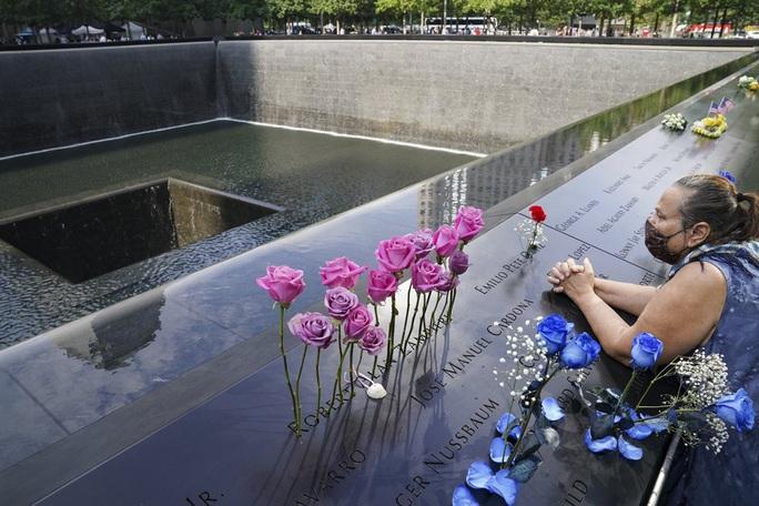 Vụ khủng bố 11-9: Hình ảnh về buổi lễ tưởng niệm khác thường - Ảnh 2.