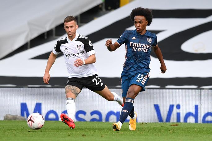 Tân binh Willian tỏa sáng, Arsenal thắng đậm trận derby London - Ảnh 5.