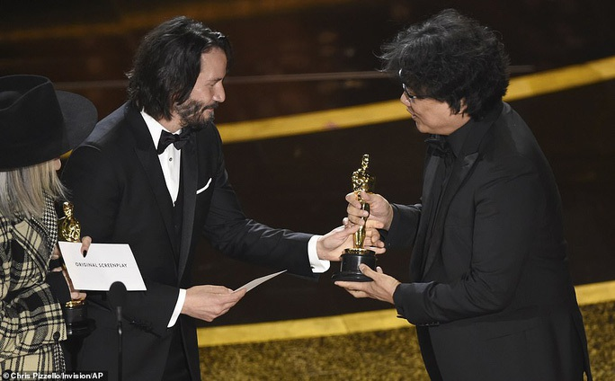 Giải Oscar: Tôn vinh nghệ thuật hay vũ đài chính trị? - Ảnh 1.