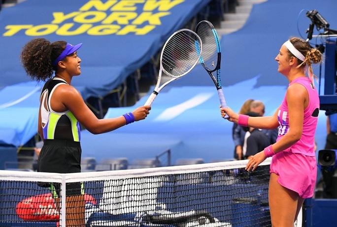 Clip Naomi Osaka lần thứ 2 đăng quang giải Mỹ mở rộng - Ảnh 3.