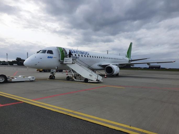 Cục Hàng không lý giải về máy bay Embraer bay thẳng Côn Đảo - Ảnh 2.