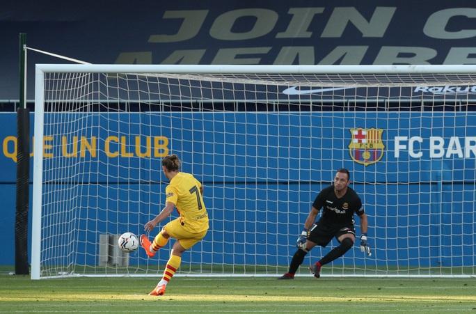 Messi tái xuất, nhường Griezmann ghi bàn cho Barca - Ảnh 4.