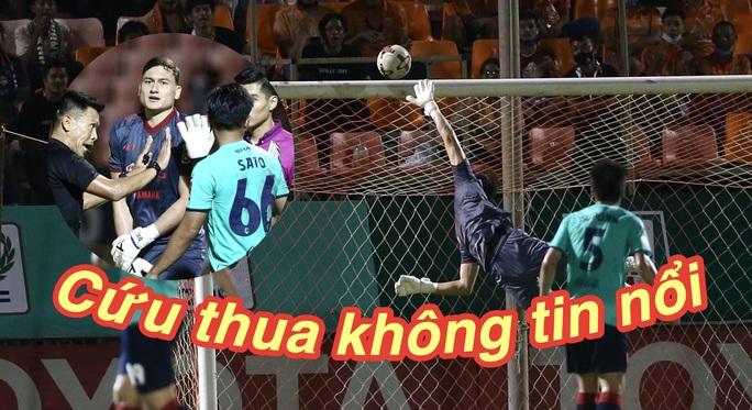 BLV Thái Lan thảng thốt khi Đặng Văn Lâm cứu thua khó tin trong ngày Thai-League trở lại - Ảnh 2.